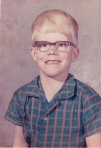 Leonard Fish age 6
