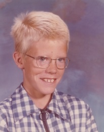 Leonard Fish age 11