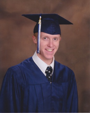 Daniel Fish Graduation