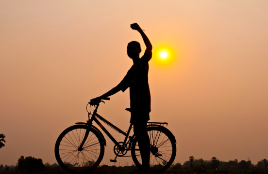 The Bicycle Victory