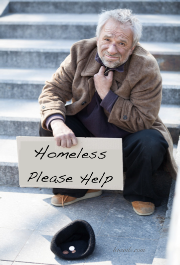 Affrimations for homeless