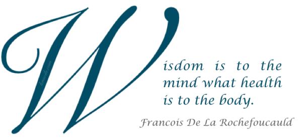 Health Proverb Francois