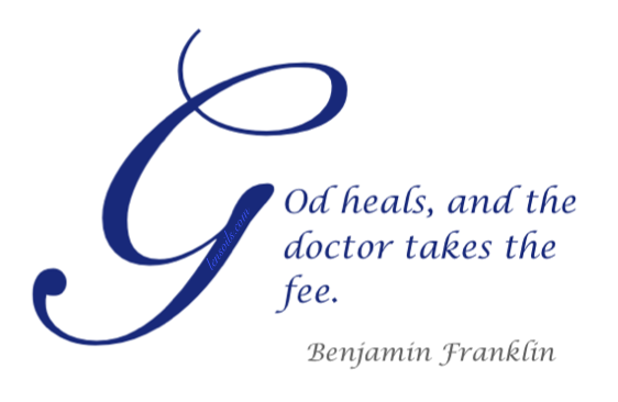 Health Proverb Franklin