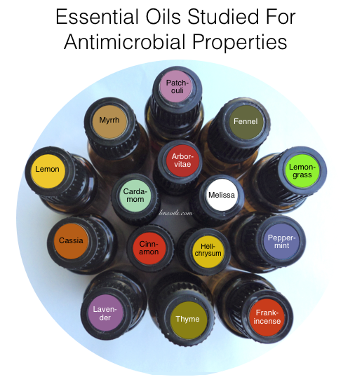 Studied for Antimicrobial Properties