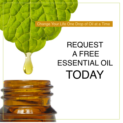 Request a free essential oil today
