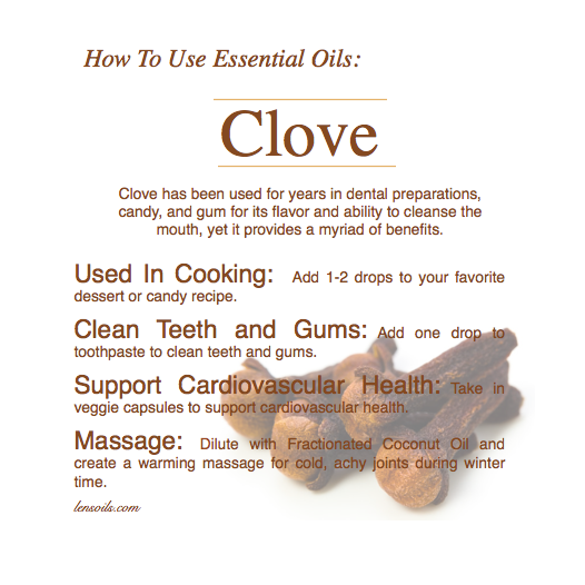 how-to-use-clove-essential-oil