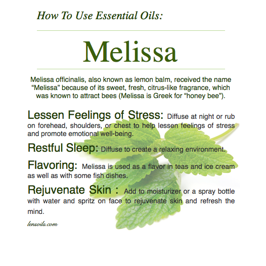 How to use Melissa Essential Oil.png