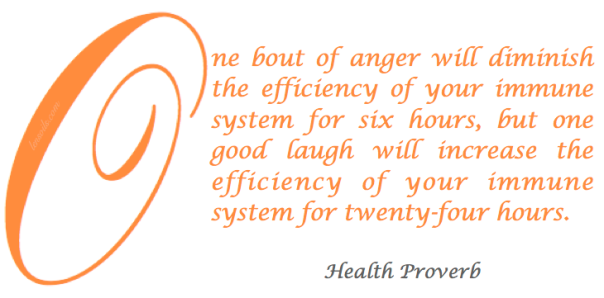 One good laugh Health Proverb.png