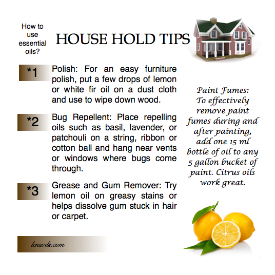 How to use essential oils House Hold Tips .png