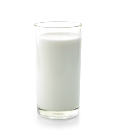 One Glass of Milk