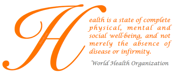 Health Proverb World Health Organization