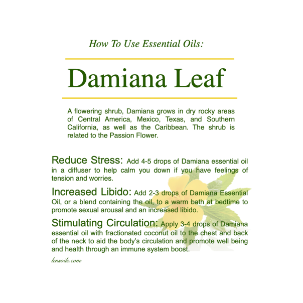 How to use Damiana Leaf Essential Oil.png